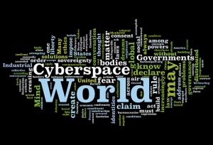 Declaration of Cyberspace Independence